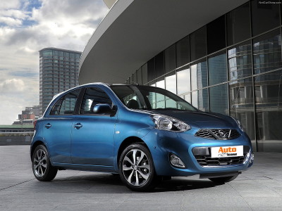 renting nissan micra