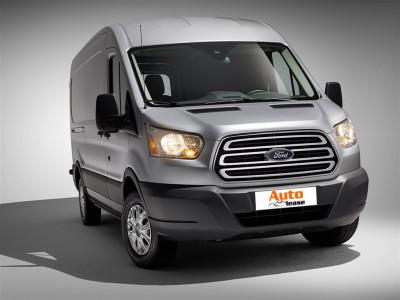 renting ford transit