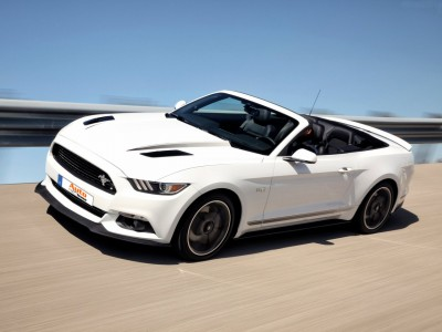 renting ford mustang