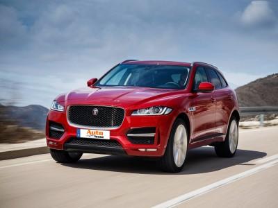 renting jaguar f pace