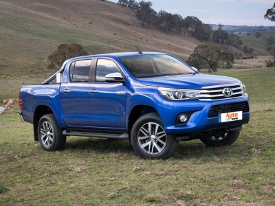 renting toyota hilux