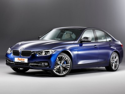 renting bmw serie 3 2