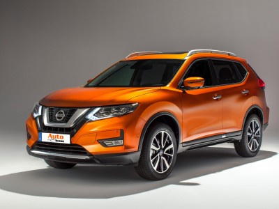 renting nissan xtrail