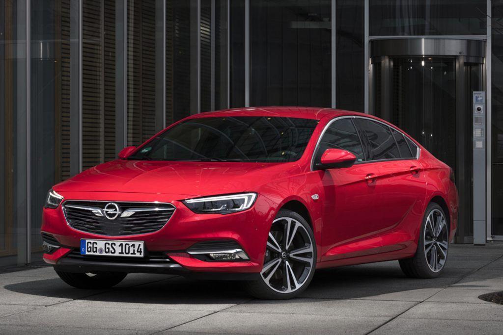 Renting Opel Insignia