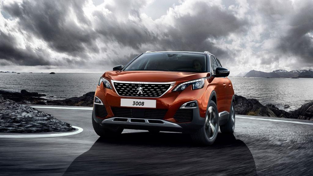 Renting Peugeot 3008