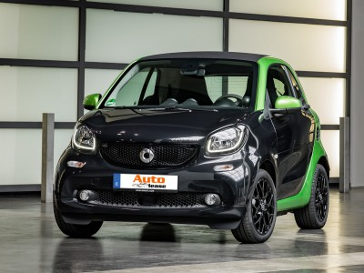 renting smart fortwo electric