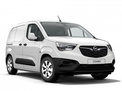 renting opel combo express