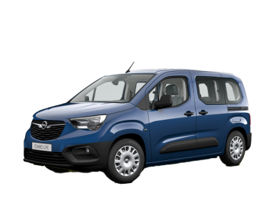 renting opel combo life expression