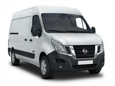 renting nissan nv400 isotermo frio