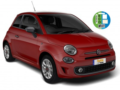 renting fiat 500 electrico