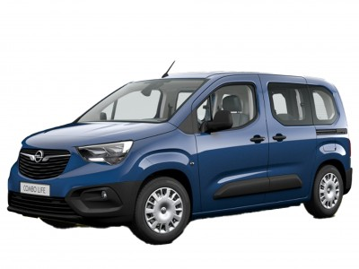 renting opel combo life edition