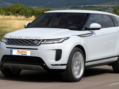 renting land rover range rover evoque r dynamic mhev
